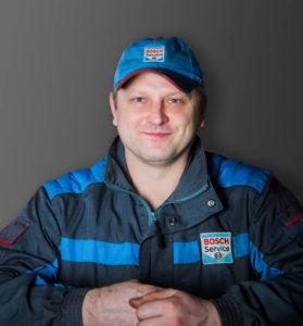 Автомеханик, Андрей Бильченко