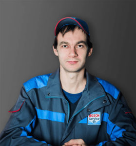 Диагност-электрик, Александр Лакиенко